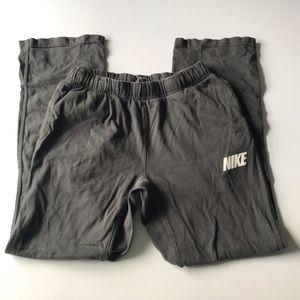 Nike Sweatpants Medium Gray